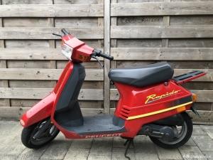 Peugeot Rapido te koop