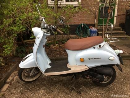 Santini San Remo scooter