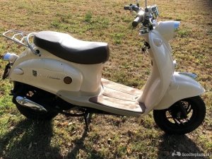 Scooter old classic