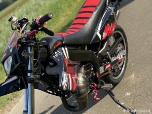 Derbi Senda DRD Racing zwart