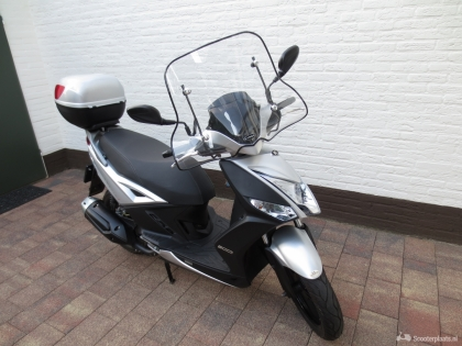 T.k. Motor scooter Kymco Agility City 200 cc