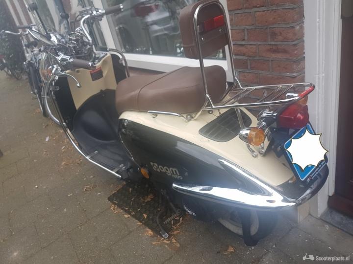 AGM VX50 Pimpstyle beige