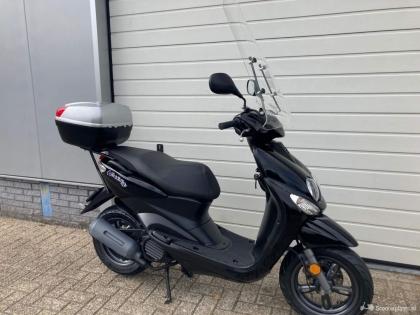 Yamaha Neos 4T tweedehands bromscooter