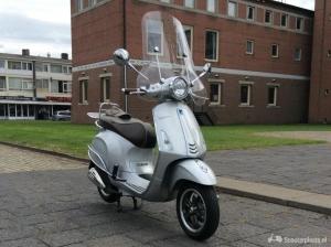Mooie Vespa Special Edition
