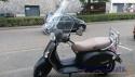 In nieuwstaat aangeboden scooter, geen gebreken