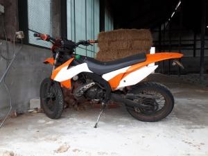 Derbi Senda DRD X-Treme oranje