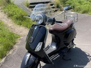 Vespa LX 70cc 2 takt