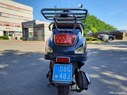Pronto Rimini scooter 2014