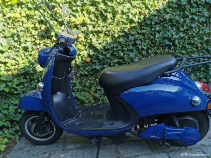 UNU elektrische scooter
