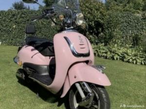 Agm retro roze