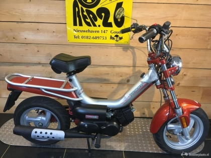 Tomos Youngster, snorbromfiets, 895 incl rijklaar