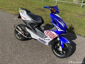 Yamaha Aerox, Valentino Rossi 46