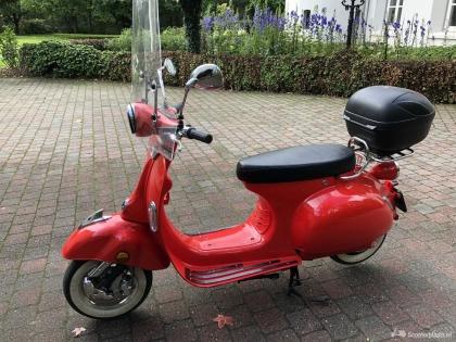 Elektrische scooter Emco Nova R 3000