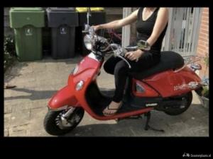 AGM Joy scooter 1244 km zeer goede staat!!