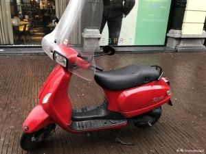 BTC riva scooter