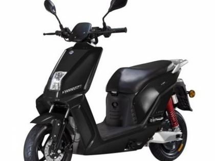 Elektrische scooter Lifan E3 Deluxe