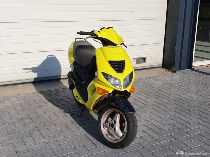Peugeot Speedfight Brom 45km