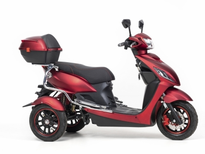 Elektrische scooter Gomax Pride