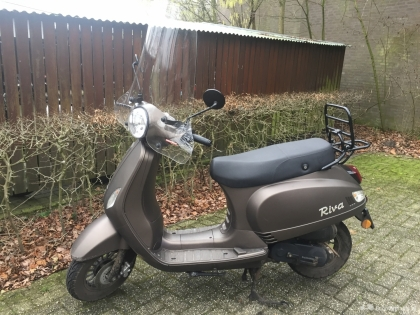 Riva scooter 2016