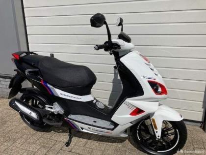 Peugeot Speedfight 4 Bromscooter