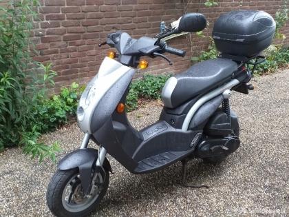 Peugeot Ludix 2012  SNOR!!