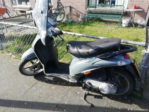 Scooter mag weg voor klein bedrag
