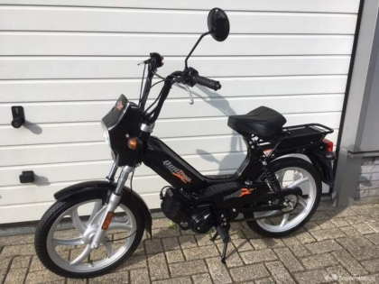 Tomos Quadro Snor Elektrische start