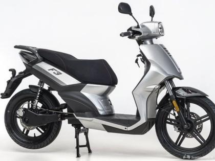 Elektrische scooter F3