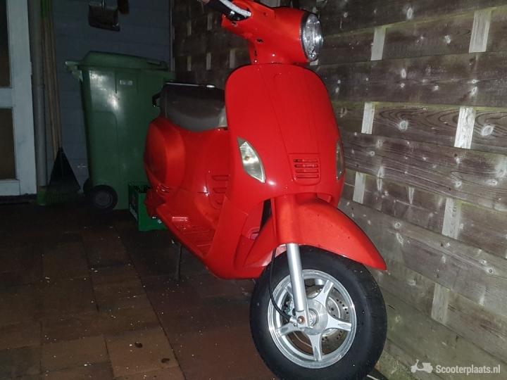 Novox C50 rood