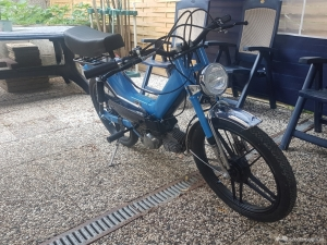 Puch maxi s  helemaal opgeknapt