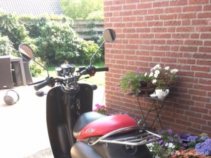 Mooie scooter Iva Venti 50 te koop