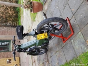 Tomos Packer crossbrommer 50 cc met kenteken
