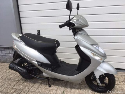 Turbho CS 50 4 snorscooter