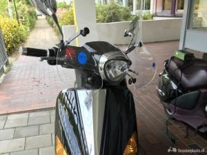 Kyoto elektrische scooter