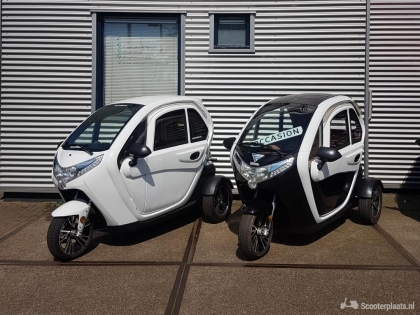 Move Vigorous 1500 S line DEMO elektrische trike