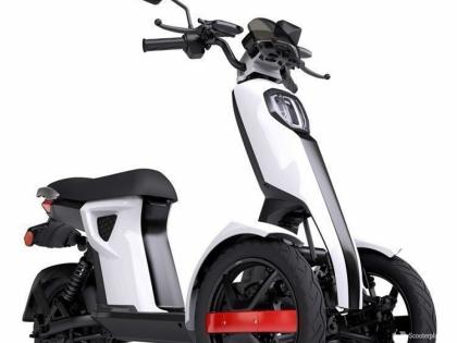 Elektrische scooter Doohan iTango