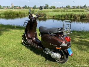 Nette Vespa LX50 4T