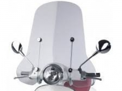 Windschermen diverse scooters