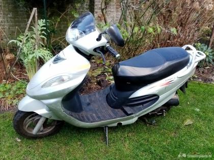 zhongyu scooter