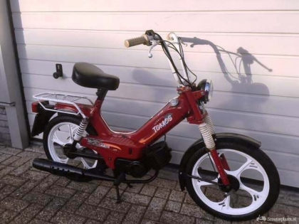 Tomos A35 Snorbrommer
