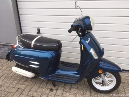 Turbho RB 50 4 takt Snorscooter