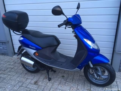 Peugeot Vivacity Bromscooter