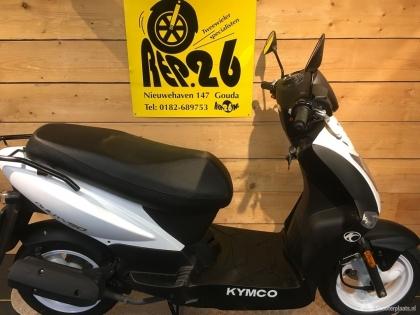 Kymco Agility, 1057 km, voor 1095 incl rijklaar