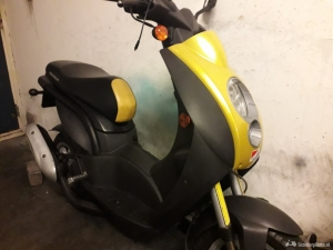 Peugeot Ludix geel