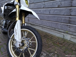 Derbi DRD Limited Edition Gold Dragon