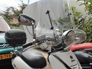 Te koop mooie scooter