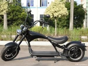 Elektrische scooter . Proefrit mogelijk