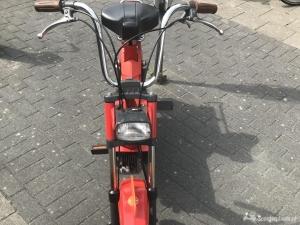 Gilera Citta rood