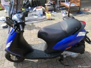Mooie nette scooter