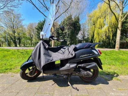 Sym Fiddle II (2) 2019 Mat Zwart Brom 45 km